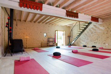 Prochain stage Yoga